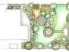 Schematic Design of Residential Landscape