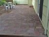 Patio Pavers - After