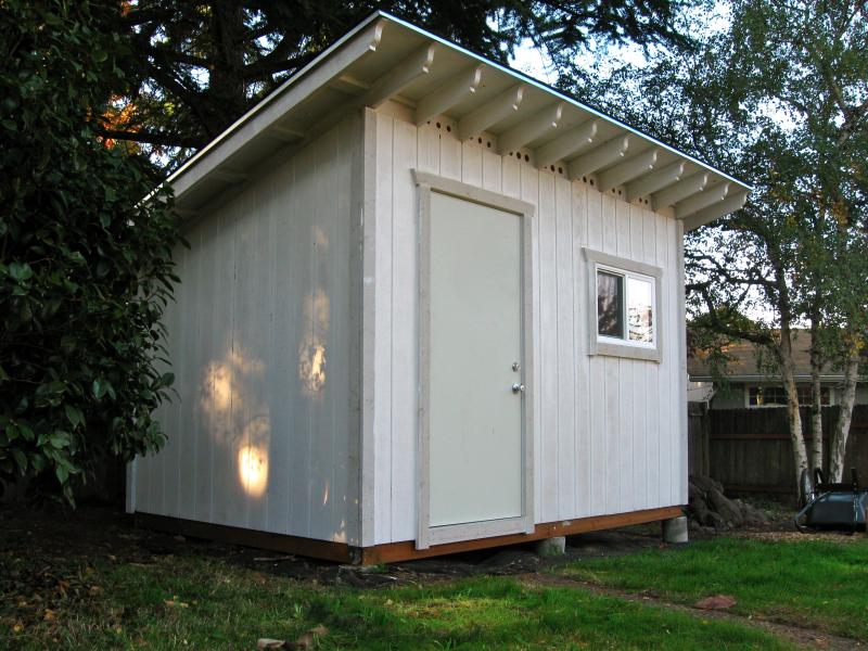 Landarc landscaping design - Garden sheds oregon ...